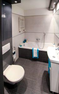 Urządzenia sanitarne w łazience